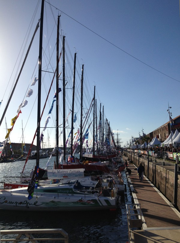 France 2013 – Transat Jacques Vabre